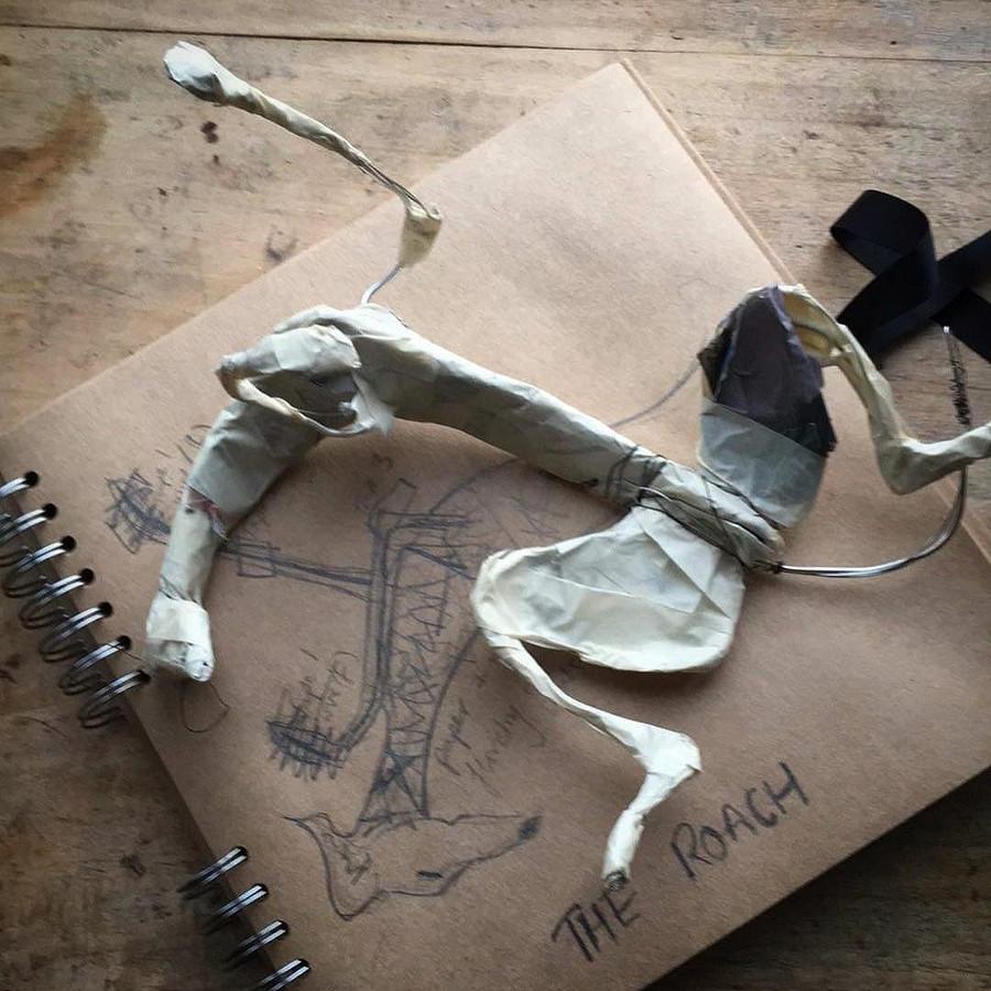 Изящные скульптуры изстраниц старых книг: рукодельный instagram недели