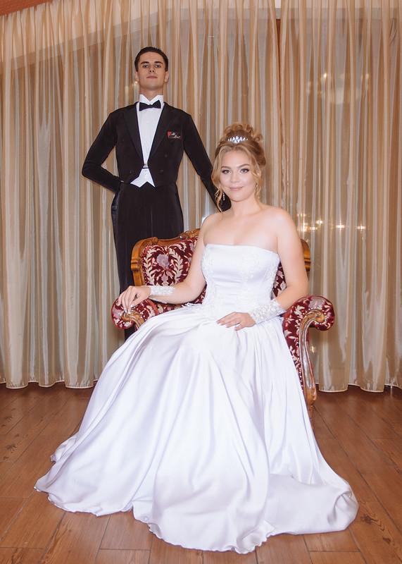 Бальная история. Платье дебютантки