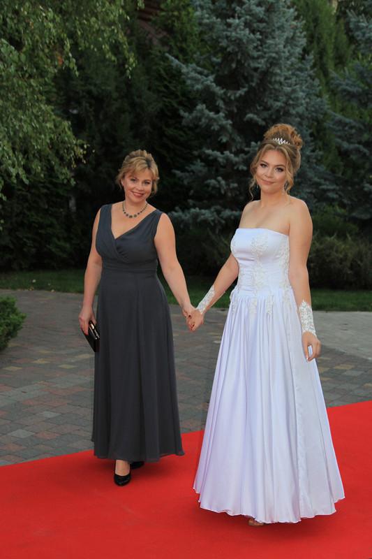 Бальная история. Платье мамы дебютантки