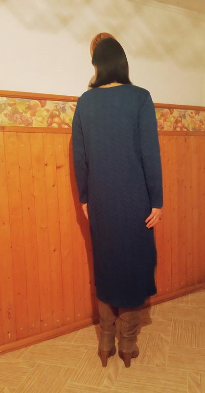 Платье-труба