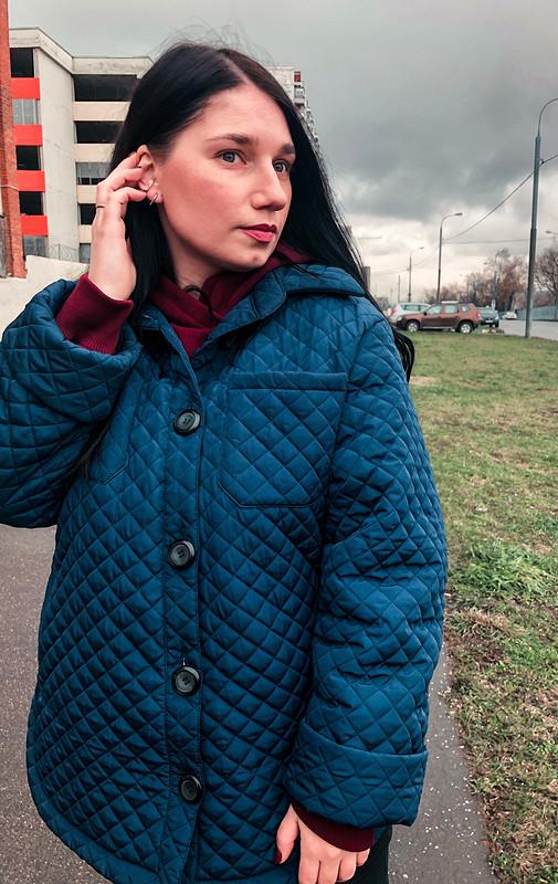 Куртка изстежки