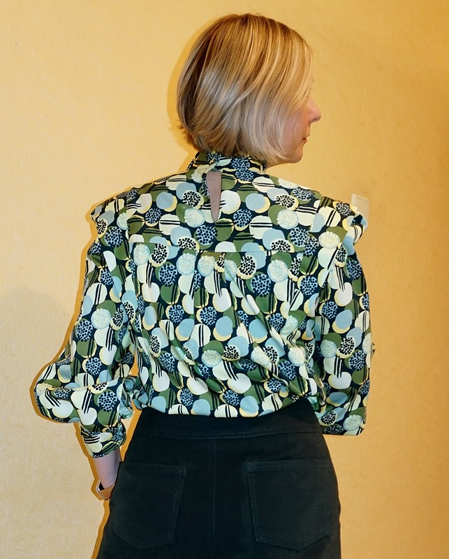 Блузка ибрюки «Чапаев ипустота»