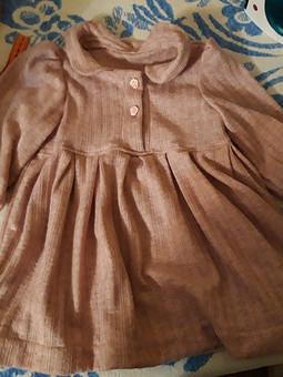 Работа с названием Платье для любимой дочки