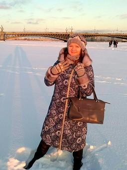 Работа с названием Зимнее утепленное пальто