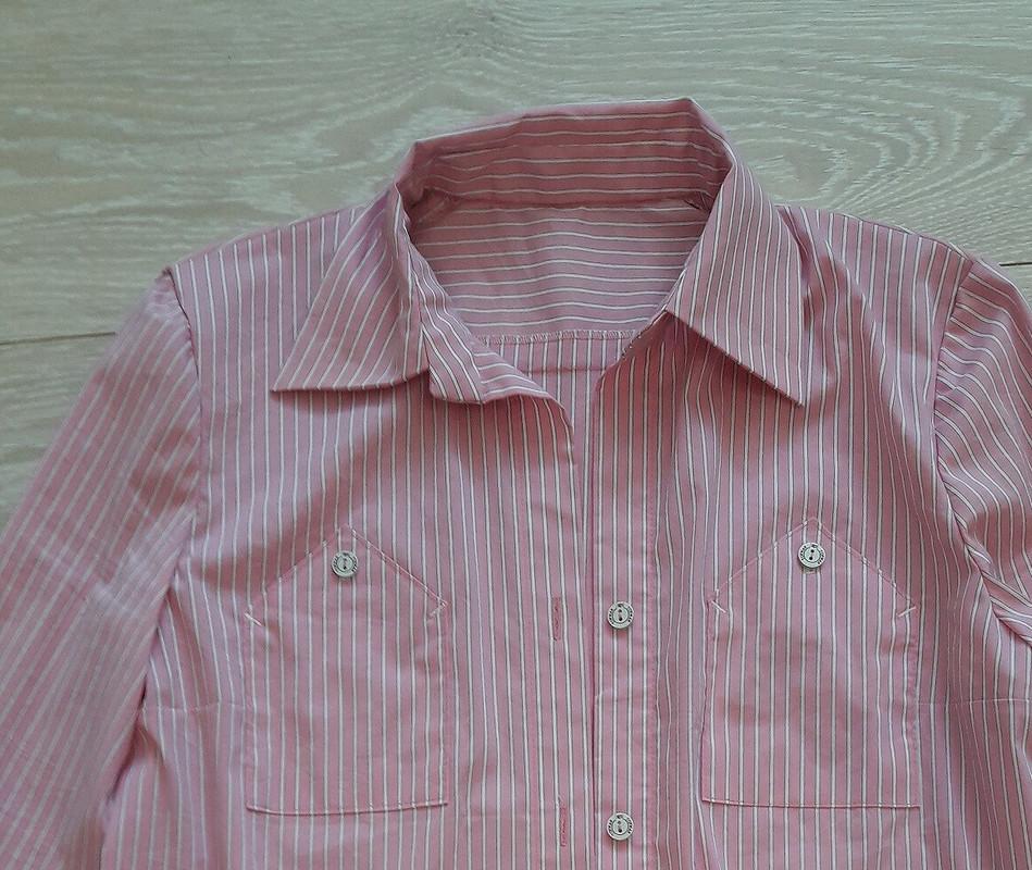 Рубашка скармашками