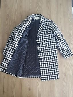 Работа с названием Еще одно пальто для дочки