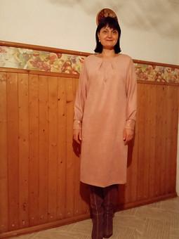 Работа с названием Милое платье на мамин день
