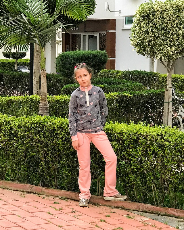 Набор детской одежды из7 предметов «Девочке-припевочке»