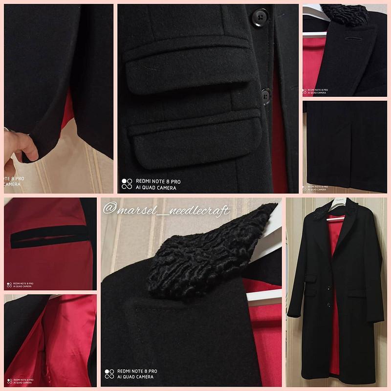 «ТоммиШелбишное» Пальто