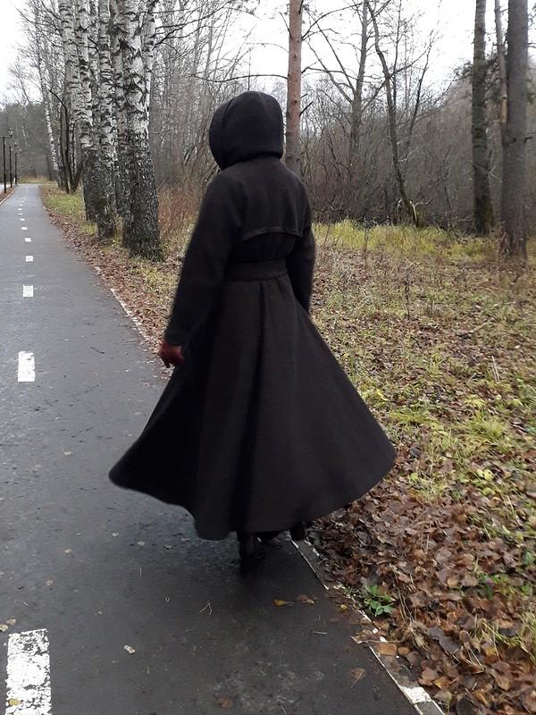 Ретро-пальто