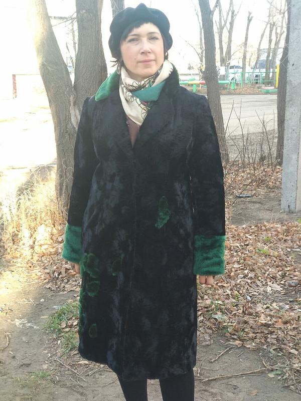 Пальто измеха