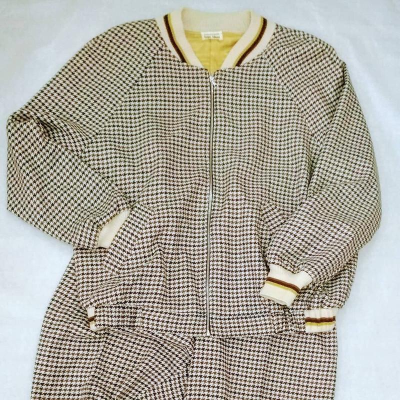 Дамы в«Джентльменском»: блузон ибрюки