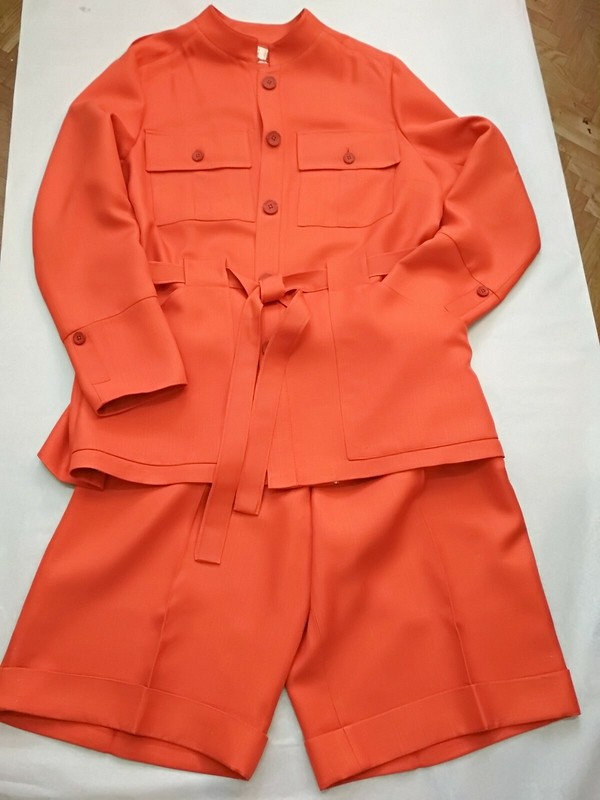 Пальто «Оранжевый сезон»