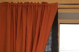 Двойные шторы своими руками: быстро, легко и просто