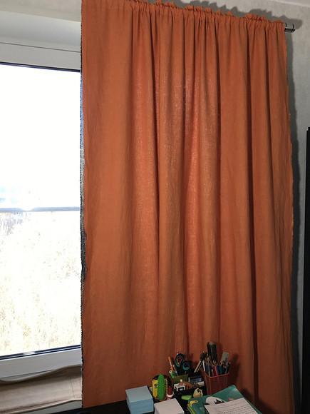 Двойные шторы своими руками: быстро, легко ипросто