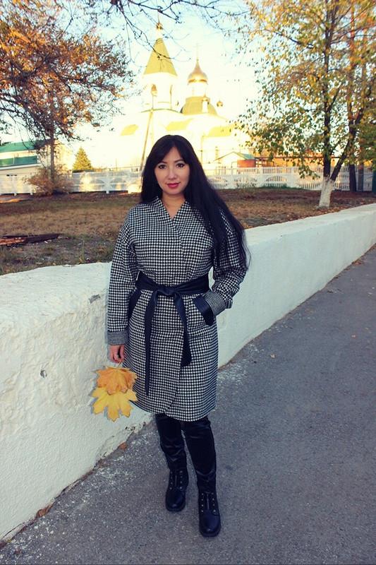 Пальто изdouble faсe