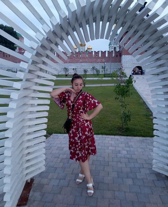 Платье «Мама Азия»
