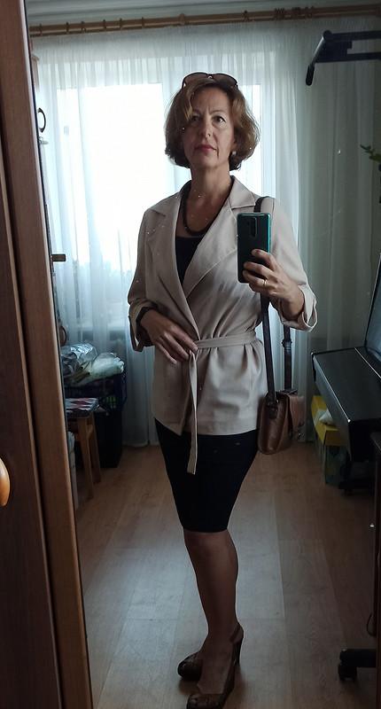 Пиджак любимый изльна