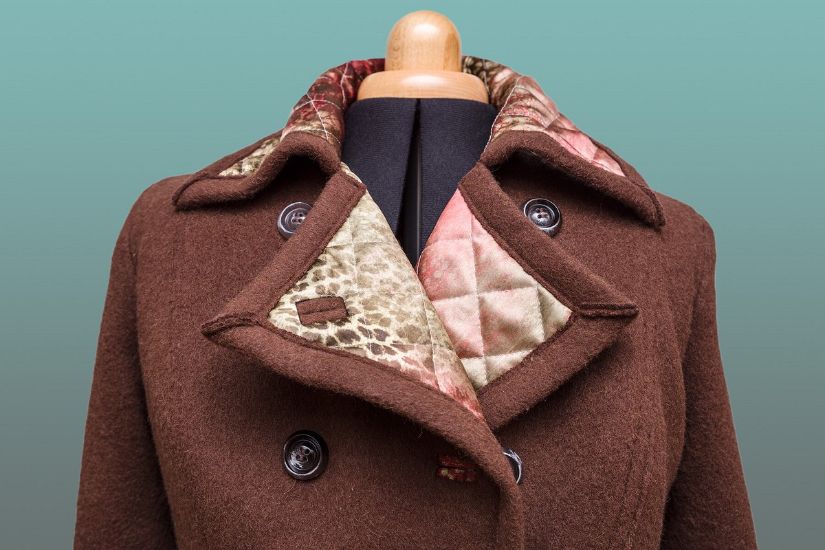 Куртка длядочери излодена