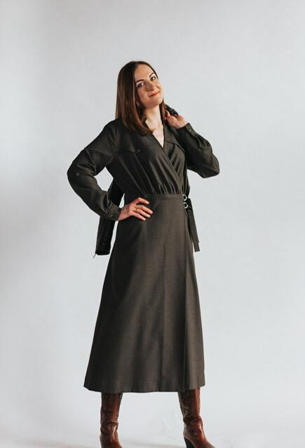 Универсальное платье, которое все хотят