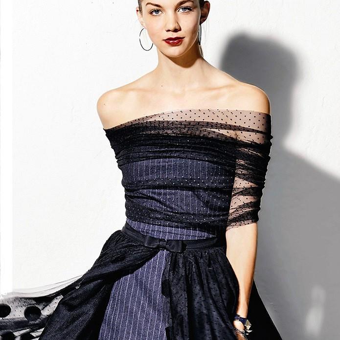 14 великолепных нарядных платьев изстарых номеров Burda, которые стоит сшить сейчас