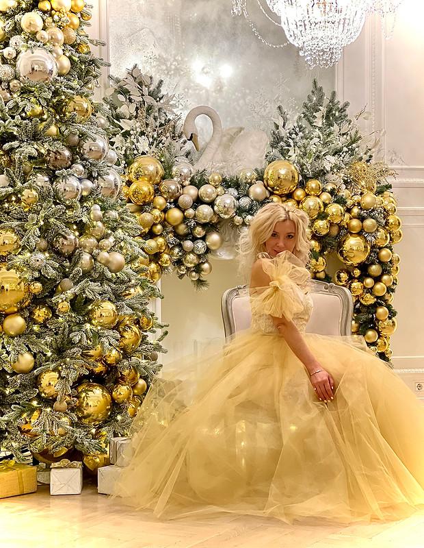 Платье принцессы за2 дня