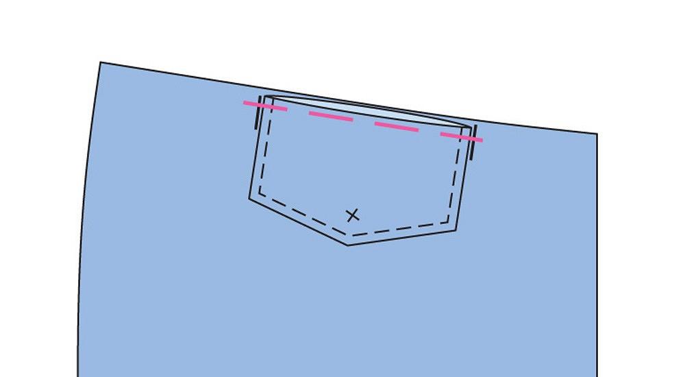 Простые детали: как выполнить клапан визделии скокеткой