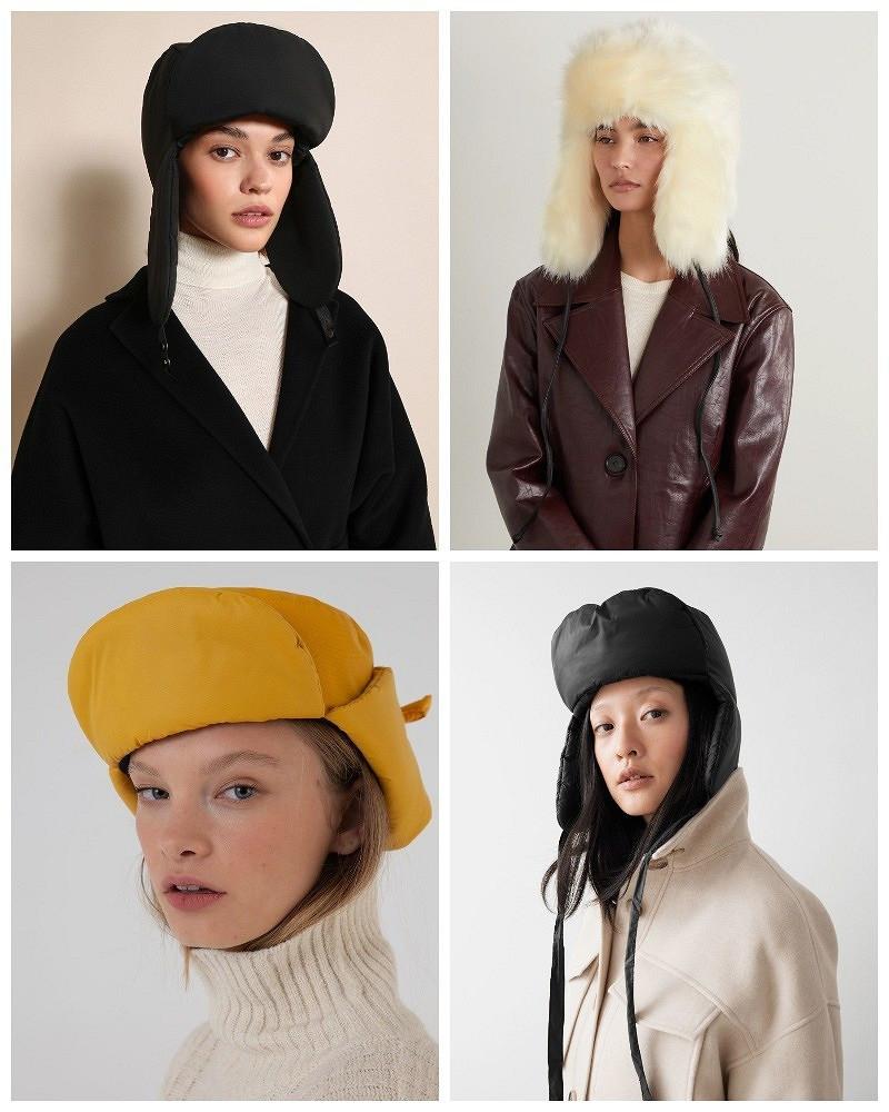 Не только шапки: 5 самых модных головных уборов зимы 2020-2021