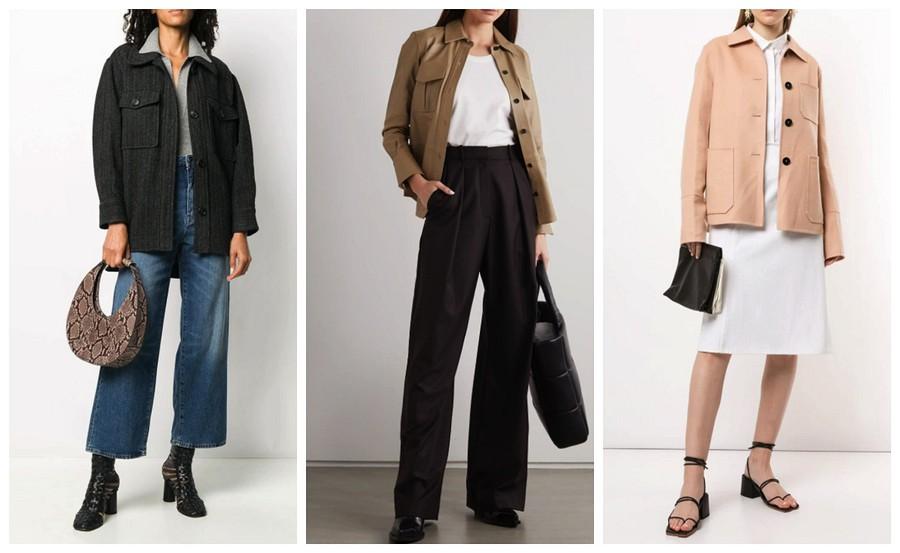 Выкройка месяца: трендовая куртка-рубашка длясамых модных