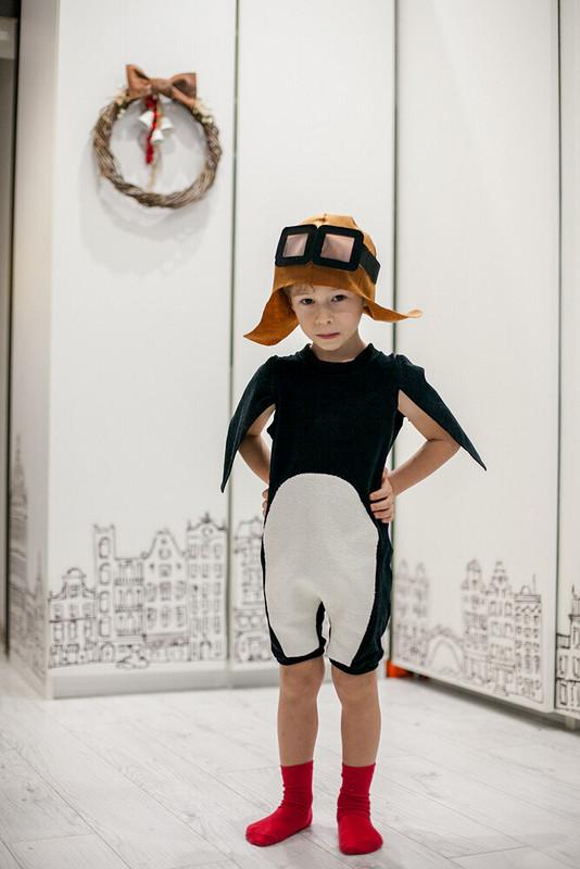 Костюм Пина пингвина