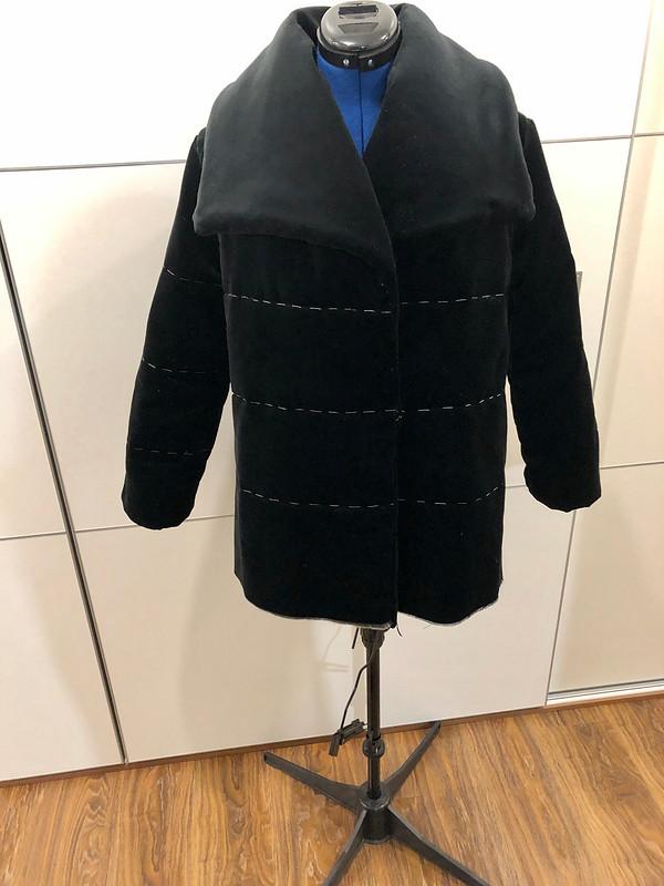Куртка избархата