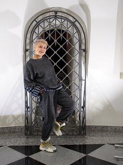 Работа с названием Комплект-милашка: свитшот и брюки