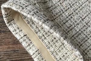 Рыхлые ткани: обработка подгибки низа изделия и рукавов