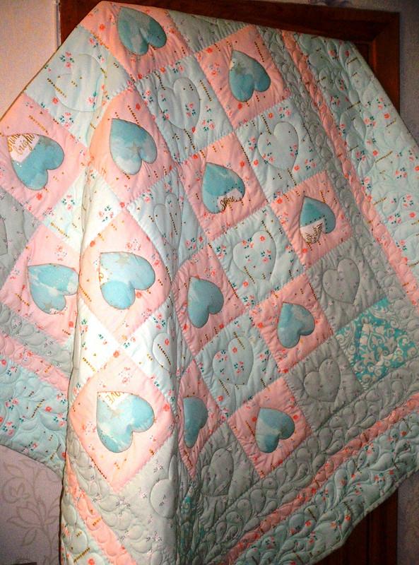 Одеяло «Спящая Королева»