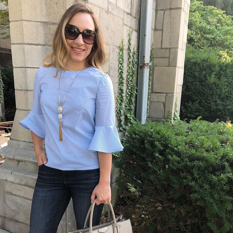 Шить — это иметь уникальную одежду, которая отлично сидит: швейный instagram недели
