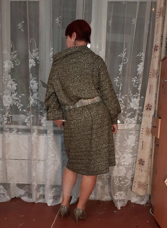 Платье «Блестю как елка»