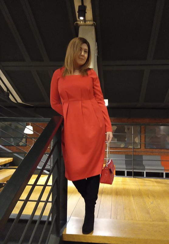 Платье-эксперимент!