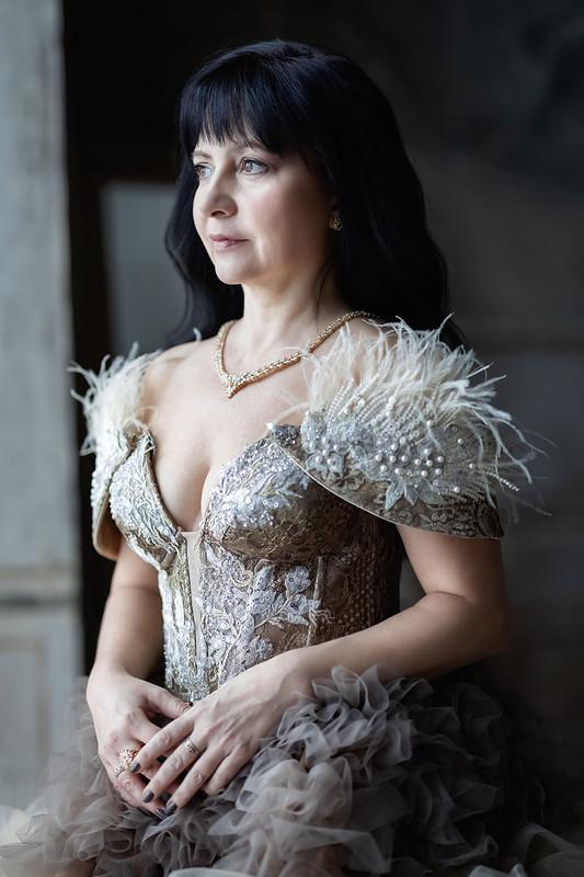 Платье «Шальная императрица»