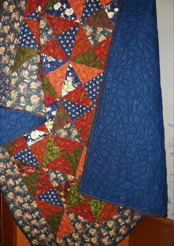 Одеяло лоскутное «Дубрава»