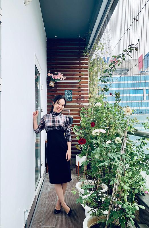 Платье «Velvet dress»