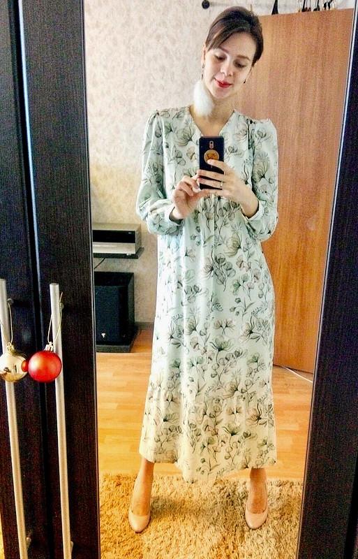 Платье «Весна»