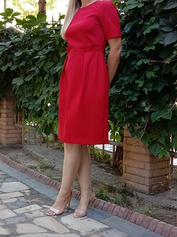 Работа с названием Платье 118 7/2019
