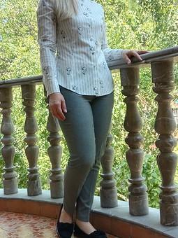 Работа с названием Рубашка 105А 10/2009