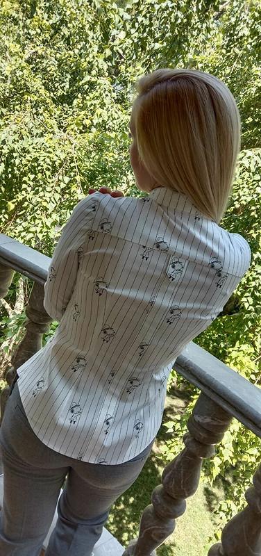 Рубашка 105А 10/2009