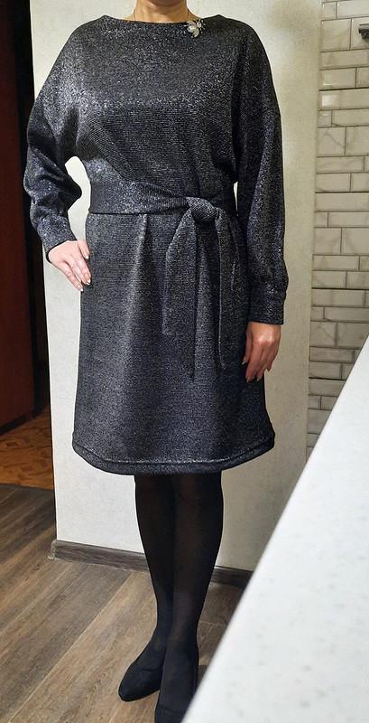 Платье изжурнала 9/2019