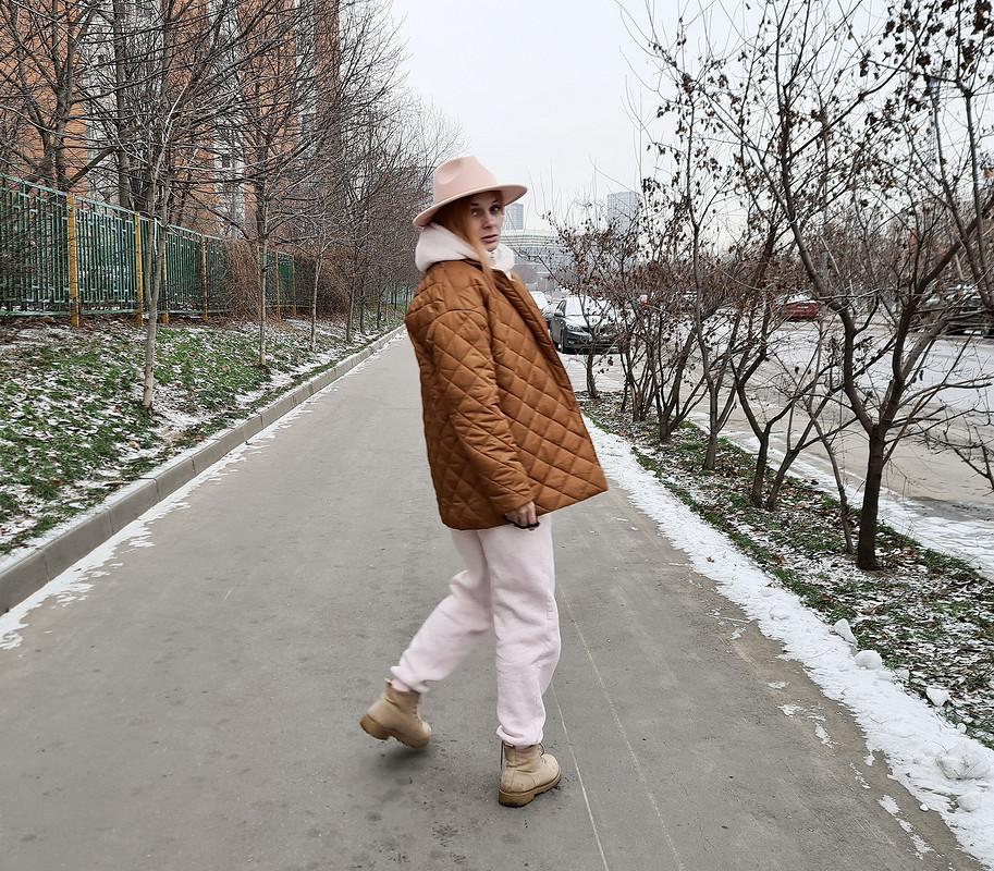 Куртка - жакет - пуховик