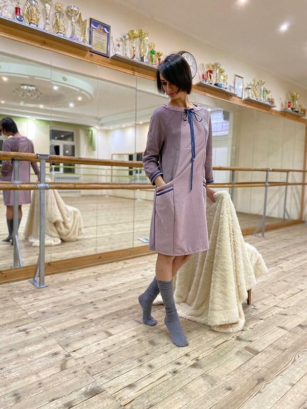 Платье, или Карманы как основной акцент