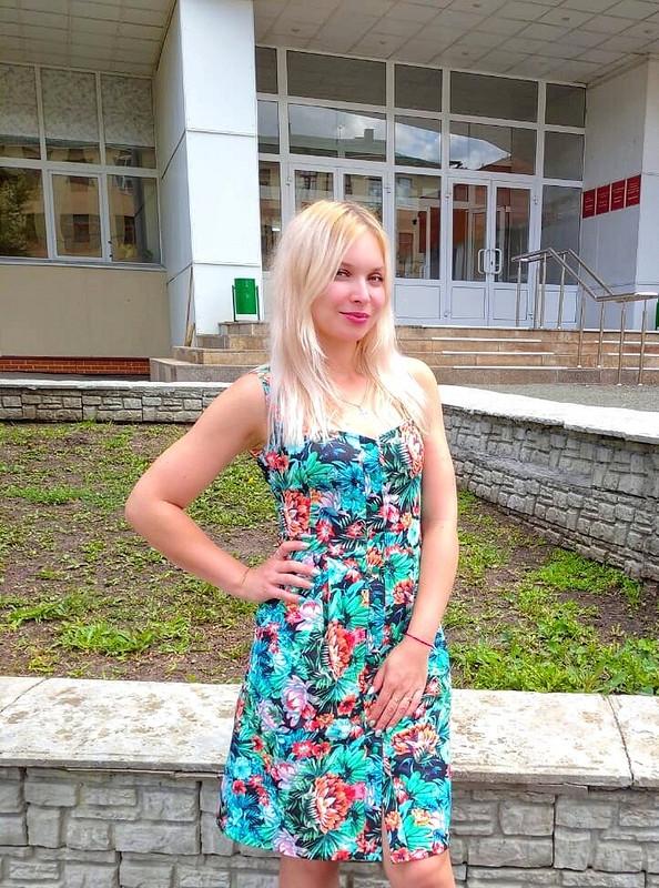 Платье «Тропики»