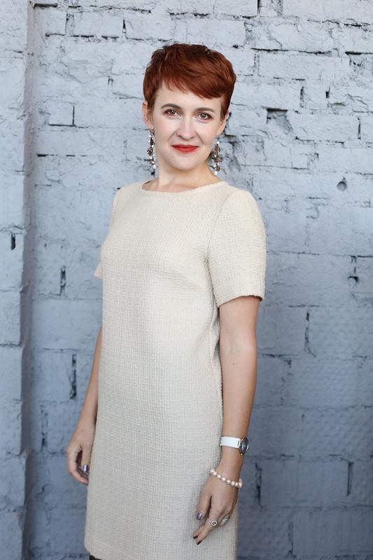 Модель (128 BURDA 1/2010) одна - платье уже третье! от Юлия Деканова