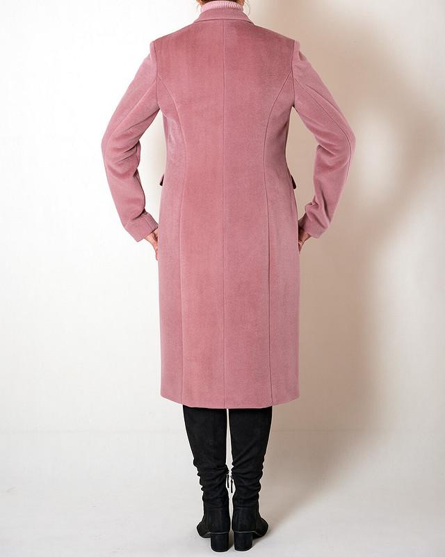 Пальто изальпаки повыкройке жакета